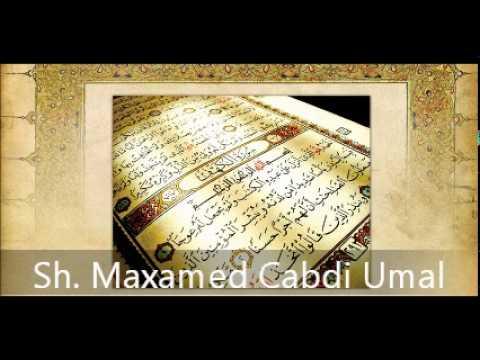 Tafsiir Surah 89 Al-Fajr - Sh. Maxamed Cabdi Umal
