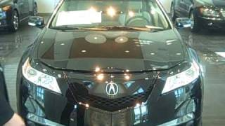 2009 Acura TL with Technology