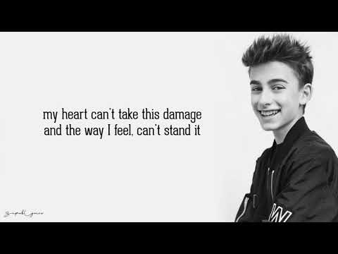 XXXTENTACION- CHANGES (Johnny Orlando Cover)(Lyrics)