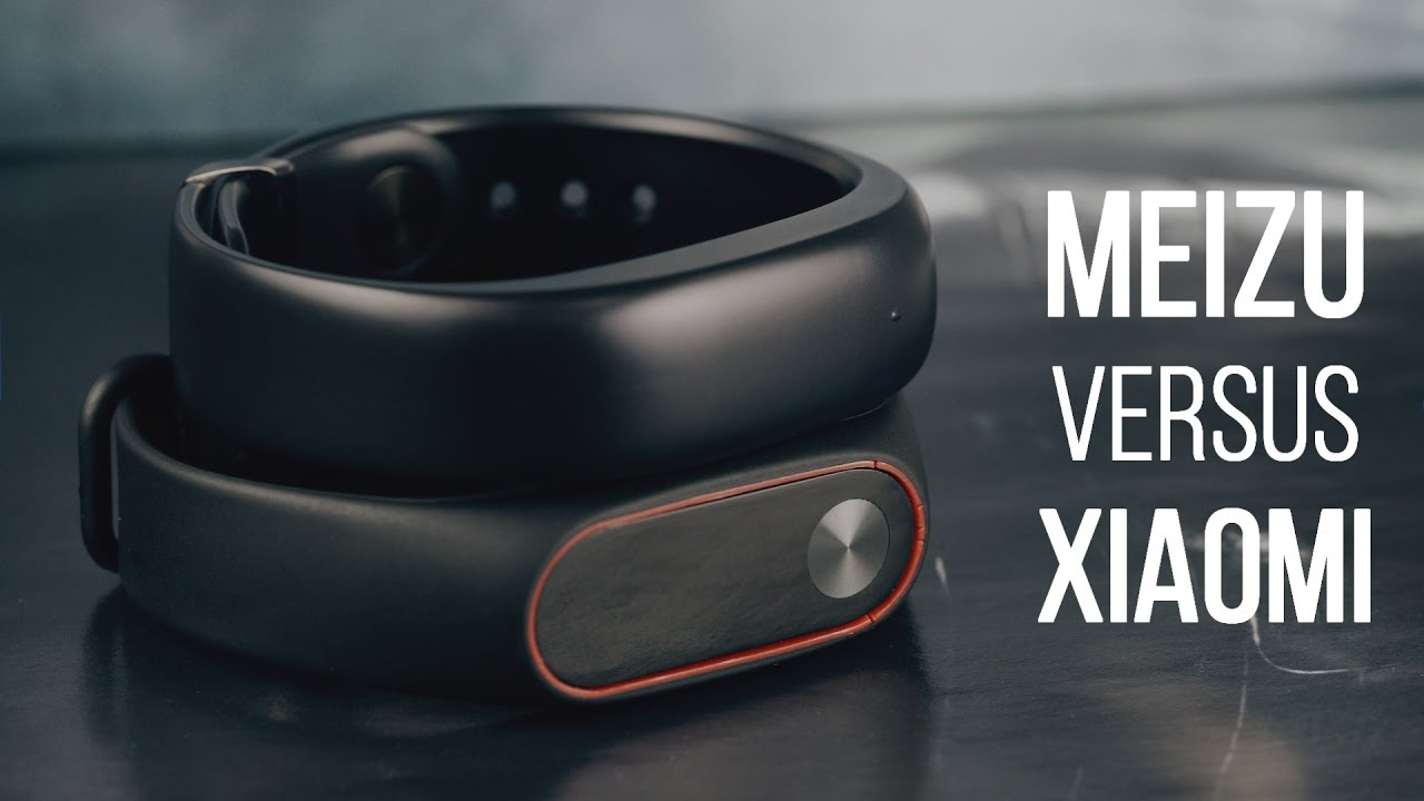 Xiaomi Mi Band 2 против Meizu Band H1. Что лучше и почему?