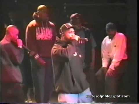 Kool G Rap - Road To The Riches Live in '93