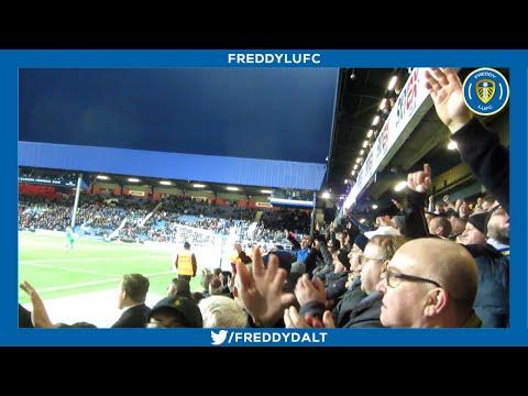Leeds Fans At QPR (09/12/17)