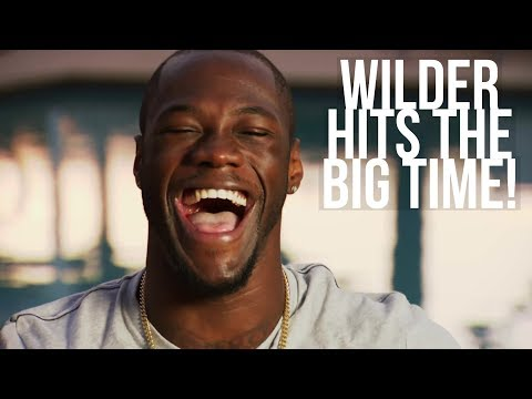 (WOW!!) DEONTAY WILDER GETS GREAT RATINGS ON SHOWTIME! |  PROVES DOUBTERS WRONG AGAIN!