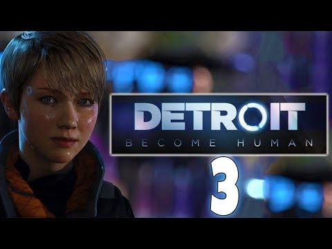 🔴 RUMBO AL FINAL!!! - DETROIT BECOME HUMAN - PARTE 3!!!