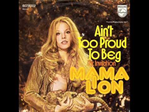MAMA LION - Mr. Invitation