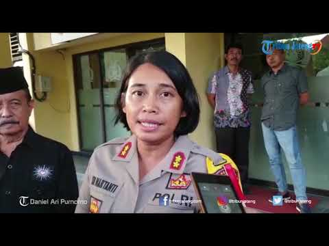 Pasca Bentrok di Wonogiri, PSHT dan PSH Winongo Sepakat Berdamai di Mapolresta Surakarta