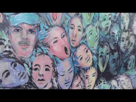 Visit East Side Gallery: The Remaining Berlin Wall