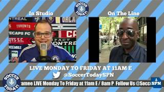 Soccer Today! On Spn July 3rd, 2020 Mls Is Back: Sounders Preview With Miki Turner And Covid Talk