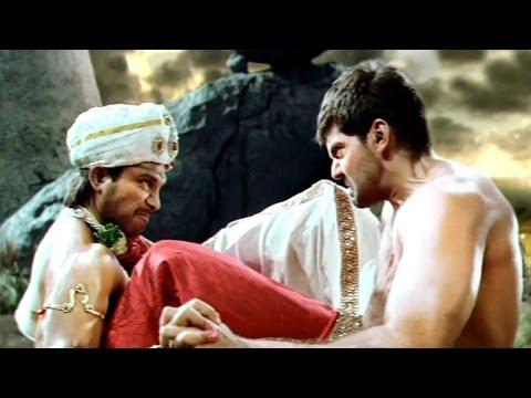 Allu Arjun Varudu Movie Climax Scene....