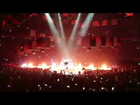 Metallica 28 04 2018 Kraków: For Whom The Bell Tolls, Halo On Fire
