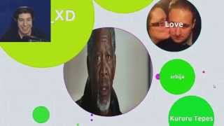 "AGAR.IO - ""MORGAN FREEMAN!!!"" - modirani Agar.io"