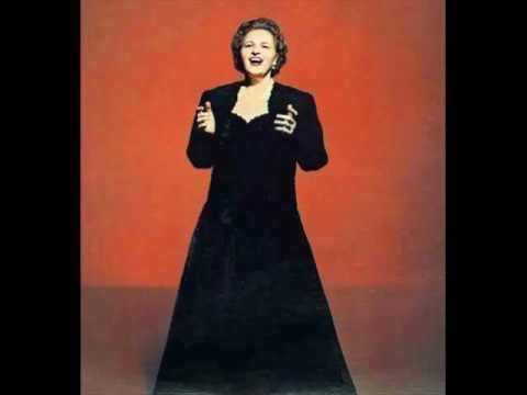 Kate Smith: As Long As He Needs Me  (with lyrics)