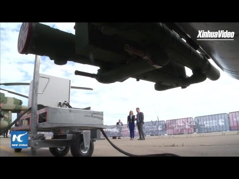 Russia's advanced military hardware on display at MAKS 2017
