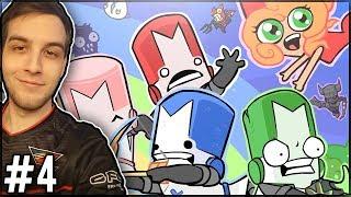 KANAPKA TIME! - Castle Crashers #4