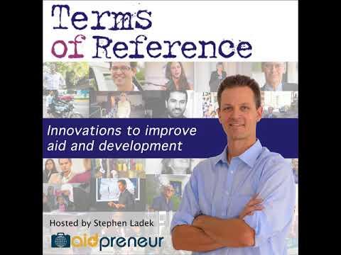TOR168: The World Food Programme Innovation Accelerator with Bernhard Kowatsch