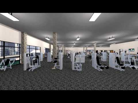 XSport Fitness East Lakeview Virtual Tour