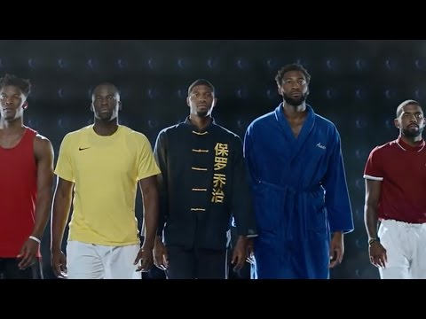 Hilarious NBA 2K17 Trailer Features Kyrie Irving, Kevin Durant & Draymond Green