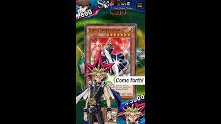 Yugioh Duel Links Loaner Deck Yami Yugi Vs Seto Kaiba (!) Silent Sw...