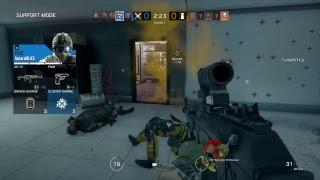 Rainbow 6 siege #1