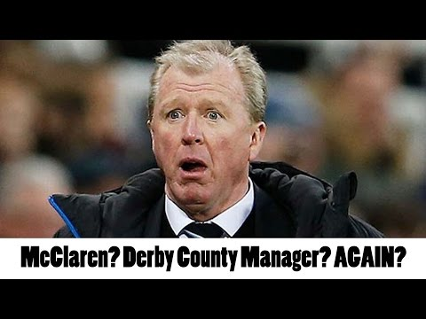VIDEO REACTION: Steve McClaren Appointed Derby County Manager AGAIN #FordeHaveMercy