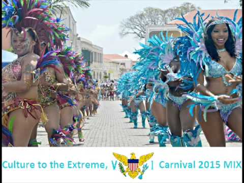 CULTURE TO THE EXTREME, V I  CARNIVAL 2015 MIX
