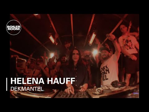 Helena Hauff Boiler Room x Dekmantel Festival DJ Set