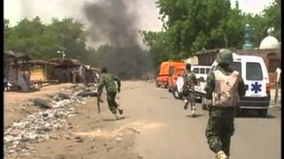 Maiduguri Twin Bomb Blast That Killed Many At Livestock Market