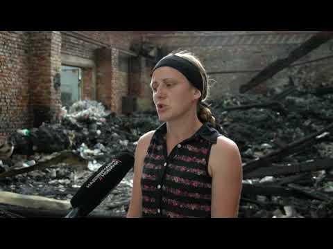 На Тернопільщині у пункті побутових відходів живцем згоріла жінка