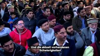 Freitagsansprache mit deutschen Untertitel - 16.10.2015