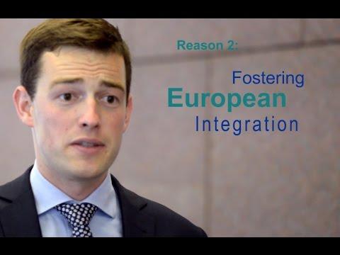 SSM Traineeship Programme – Reason 2: Fostering European integration