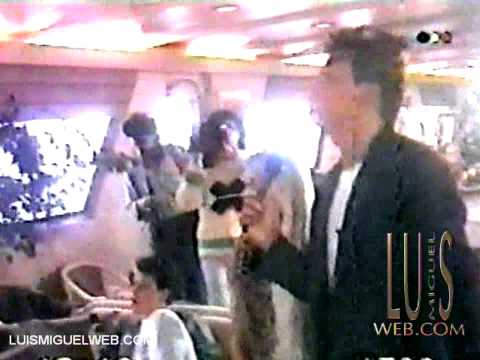 Luis Miguel - Just Once - 1991 (Inedito)