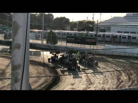 Delta Speedway 6/15/19 Jr Sprint Heat 2B Cash