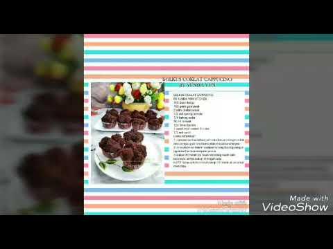 Bolkus Coklat Mekar By Dapur Yunda Yun Youtube