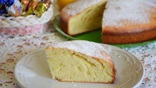 Лимонный кекс на сметане