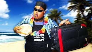 COOKING WITH CHUNKZ - HOW TO MAKE EGG SANDWICH!