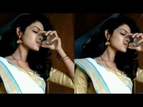 Tamil ponnu cute dubsmash  Madhavi  | Tamil Settai |