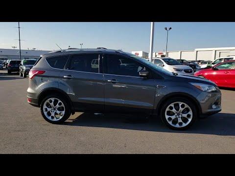 2013 Ford Escape Tulsa, Broken Arrow, Owasso, Bixby, Green Country, OK G90031A
