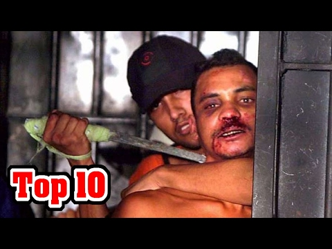The 10 MOST VIOLENT Prisons In The World