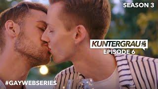 KUNTERGRAU | GAY SERIES | EPISODE 6 | SEASON 3