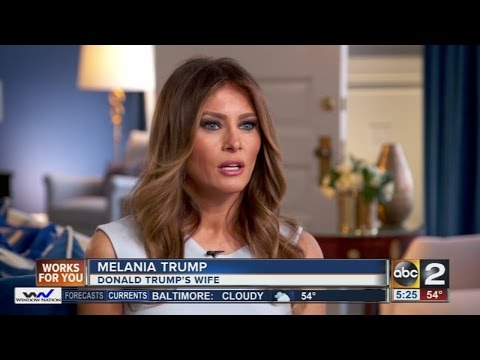Learning more about Melania Trump, future First Lady of the United States