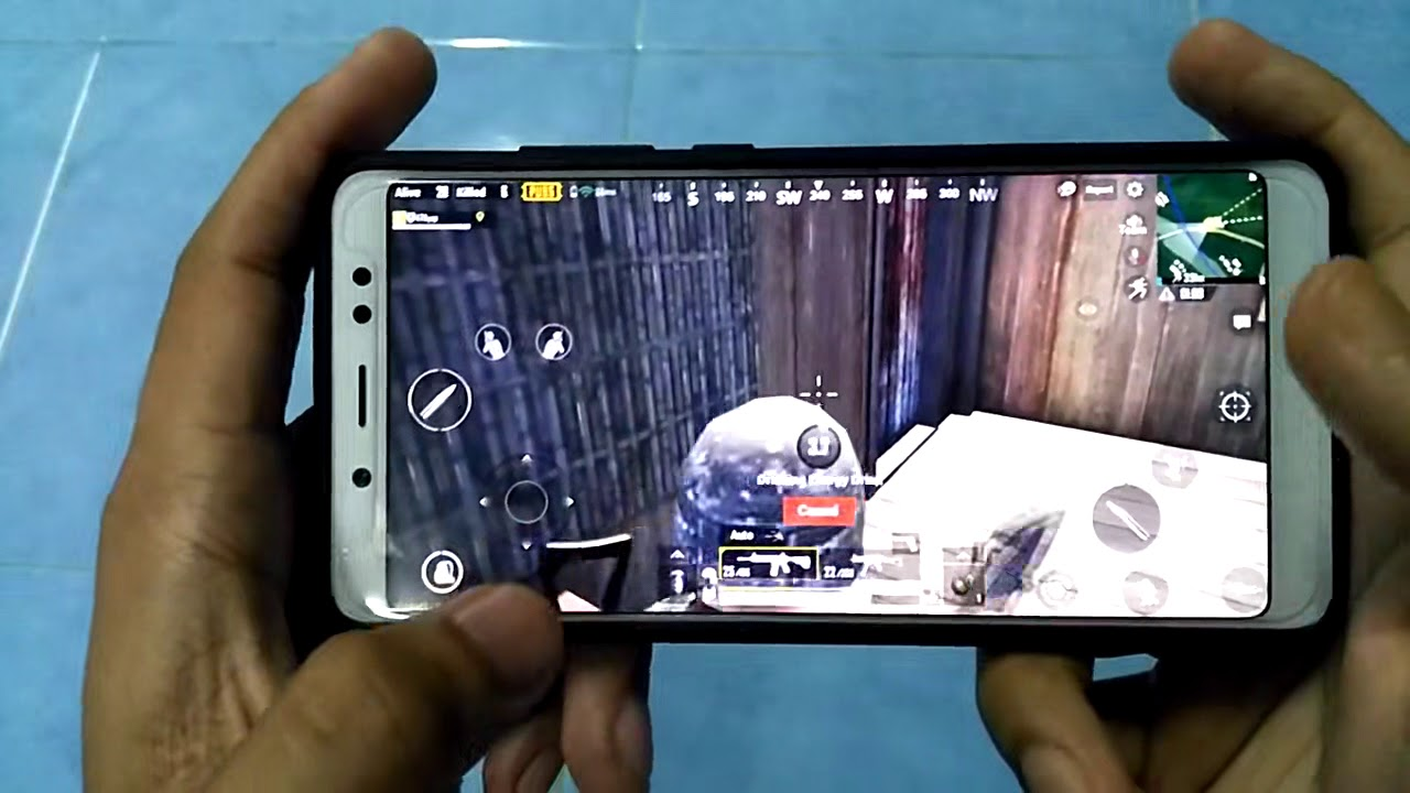 [Redmi Note 5 3GB] PUBG Mobile