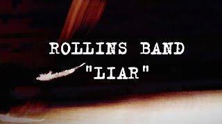 Перевод песни Liar группы Rollins Band