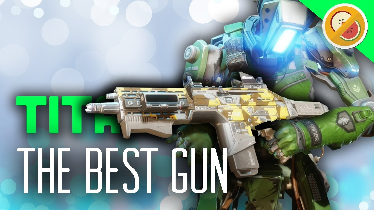 THE BEST GUN IN THE GAME! - Titanfall 2 Multiplayer Gameplay - YouTube