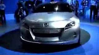 "Roadfly.com - Honda REMIX ""Concept Car"" from LA Auto Show"