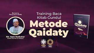 Training Baca Kitab Gundul Metode Qaidaty 19