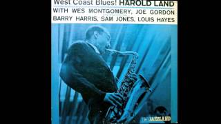 Harold Land. West Coast Blues.