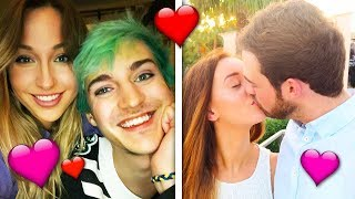 CUTEST Fortnite Streamer COUPLES! (Ninja & Jess, Ali-A, TimtheTatman)