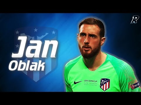 Jan Oblak 2017/18  Amazing Saves - Atlético Madrid - Ultimate saves show