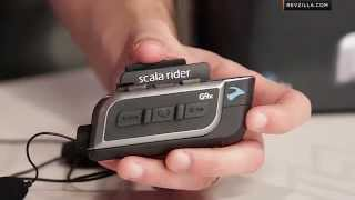 Cardo Scala Rider G9x Headset Review At Revzilla Com Youtube