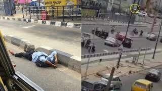 WATCH: SERIOUS FIGHT AT FADEYI YESTERDAY